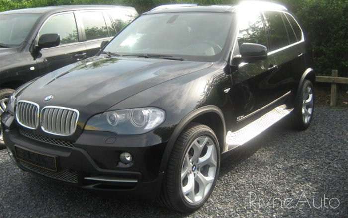 Аренда BMW X5 E70 на свадьбу Ровно