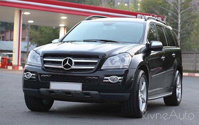 Аренда Mercedes GL на свадьбу Рівнe