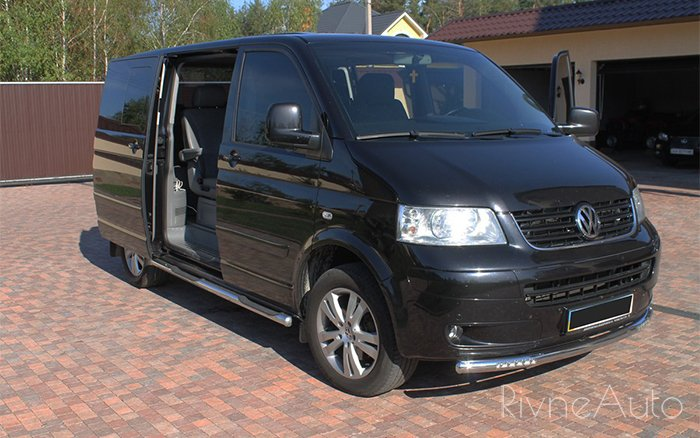 Аренда Мікроавтобус Volkswagen Transporter на свадьбу Рівнe