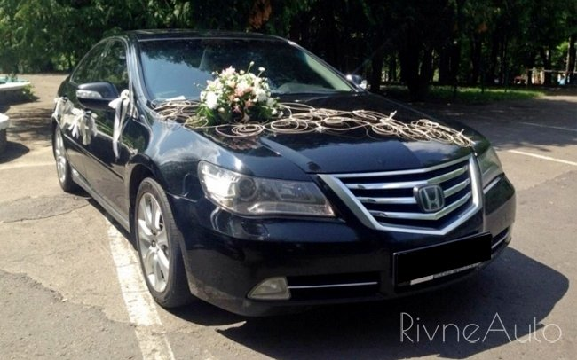 Аренда Honda Legend на свадьбу Ровно