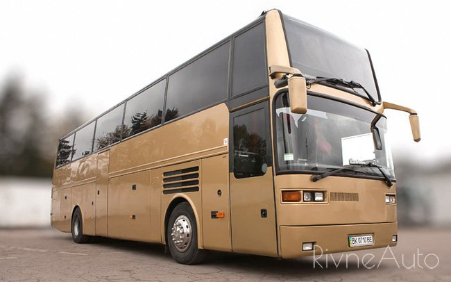 Аренда Автобус EOS 55 місць на свадьбу Рівнe